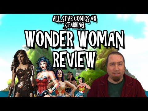 Wonder Woman - All Star Comics #8 Review