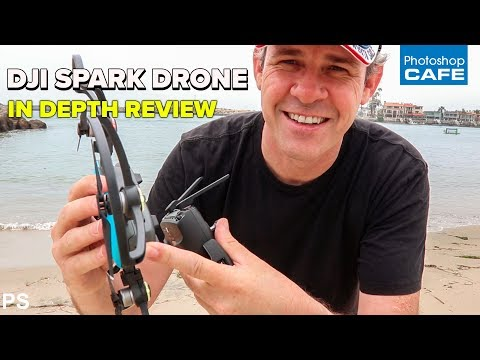 "DJI SPARK DRONE in depth REVIEW, (includes the ""secret hack"" everyone is talking about)"