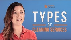 Frequency and Types of House Cleaning Services
