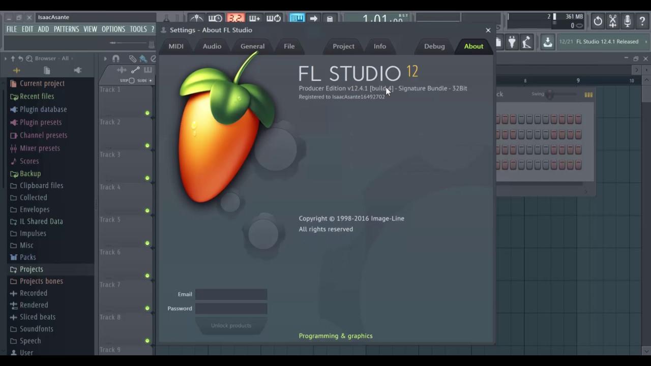 how to update fl studio