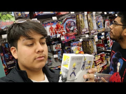 Toy Hunting For S.H Figuarts! Barnes N Noble, Toys R Us & Ross!