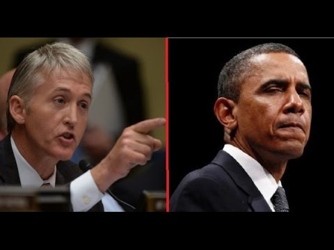 "Trey Gowdy ""The Department Of Justice Requires Officers To Break The Law"""