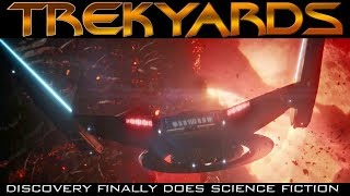 Discovery Finally Does Science Fiction!! - Trekyards Discussion