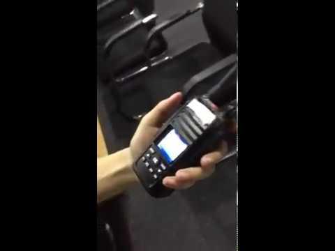 Real-PTT works with GSM Radio/POC Radio/IP Radio/GPRS Radio