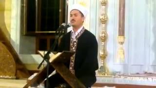 Turkish Qari reciting Quran Tilawat