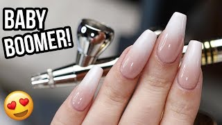 5 Ways To Get BABY BOOMER Nails!