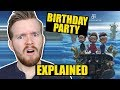 "AJR's ""Birthday Party"" Deeper Meaning 