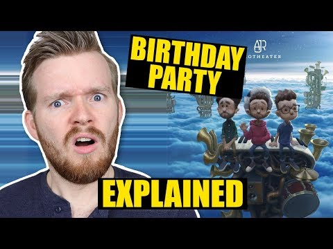 """AJR's """"Birthday Party"""" Deeper Meaning 