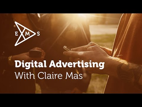 Claire Mas - Digital Advertising 2016