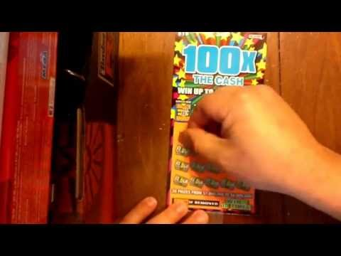 Mass Lottery Instant Ticket Codes