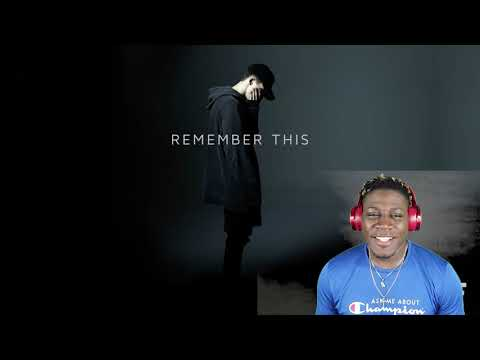 NF - Remember This (THIS DUDE IS AN ICON)