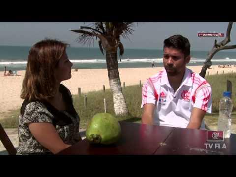 TV Fla entrevista Eduardo da Silva