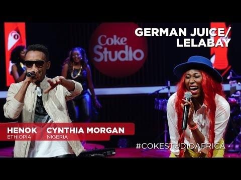 "VIDEO: Cynthia Morgan & Henok Mehari- ""German Juice /Lelabay"" (Mash Up)"
