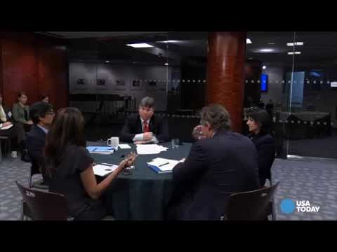 USA TODAY Investment Roundtable 2014-full length