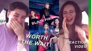 [REACTION] BLACKPINK - DDU-DU DDU-DU(뚜두뚜두) | by Pauline & Alex (Turn on CC)