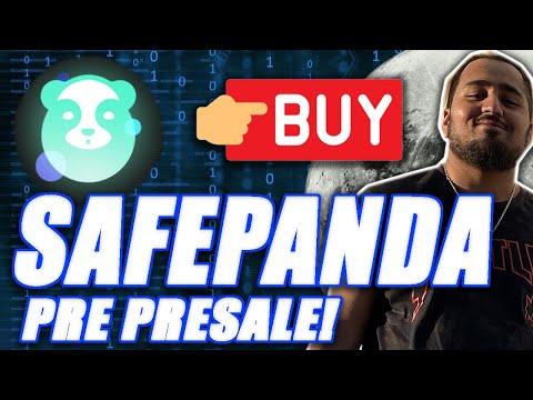 SAFEPANDA! DONT MISS THIS GEM! PRE PRESALE! (EASY 10X???) $SPND BUY PRESALE??