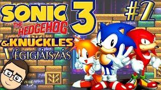 Sonic 3 & Knuckles #2 - Mély vízbe dobva!