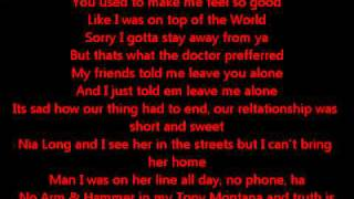 Lil Wayne   Novacane Lyrics On Screen Ft  Kevin Rudolf + Download