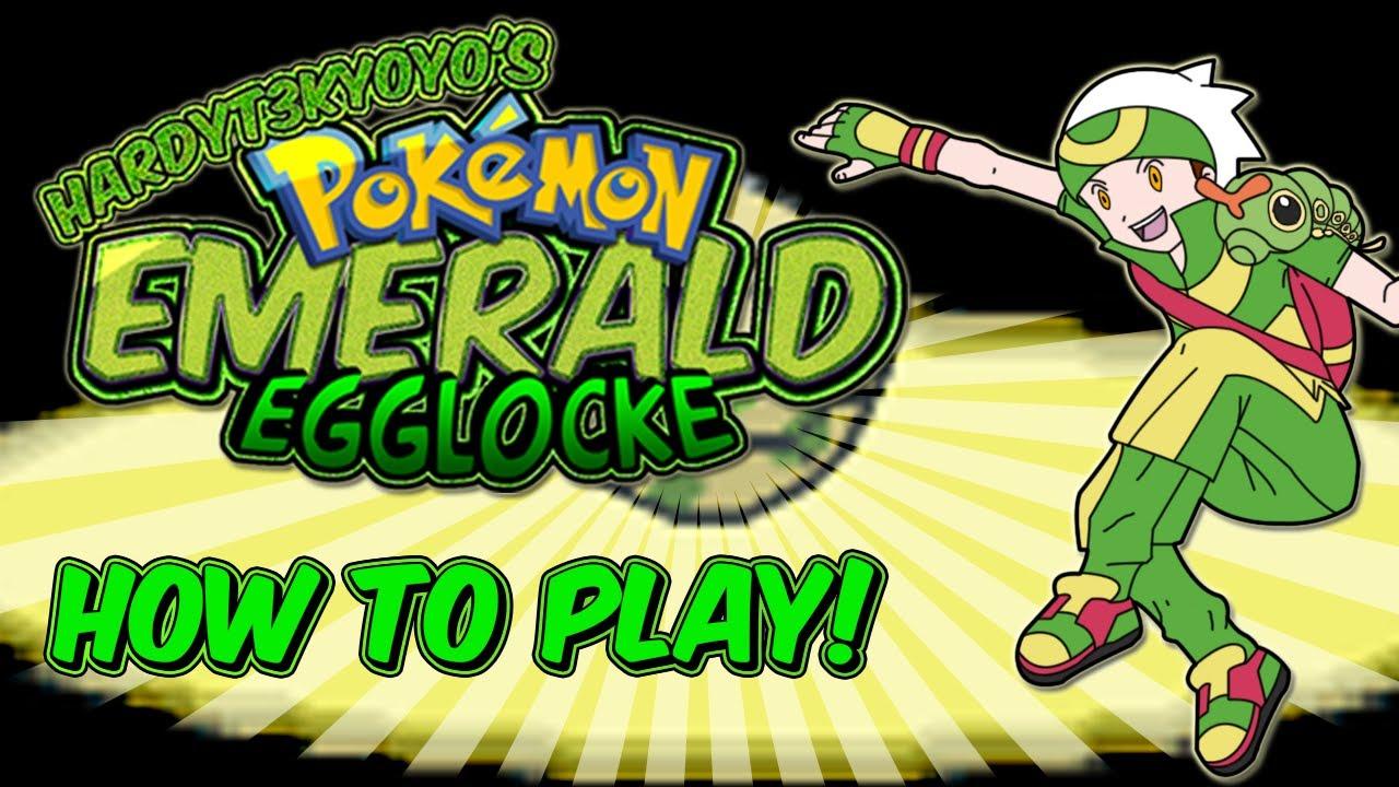 Pokemon sapphire egglocke gba download