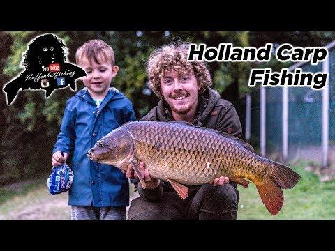 Carp Fishing In Holland