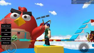 Roblox/Angry Birds Obby by Quoy/Playing