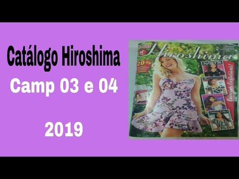 04bd0c86f Hiroshima catálogo Hiroshima campanha 03 e 04 /2019 Março e Abril -  detalhada - Cláudia Fontenelle - YouTube