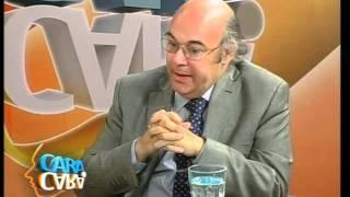 Video: Entrevista a Abel Cornejo en Programa Cara a Cara (2ª Parte)