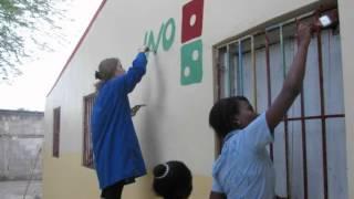 Kinderhilfswerk Dominino - Bauarbeiten unserer neuen Schule