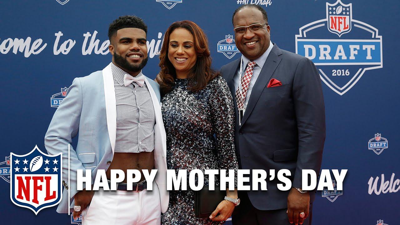 Ezekiel Elliott's Mom & Family Wish Him Success on Cowboys | Family ...