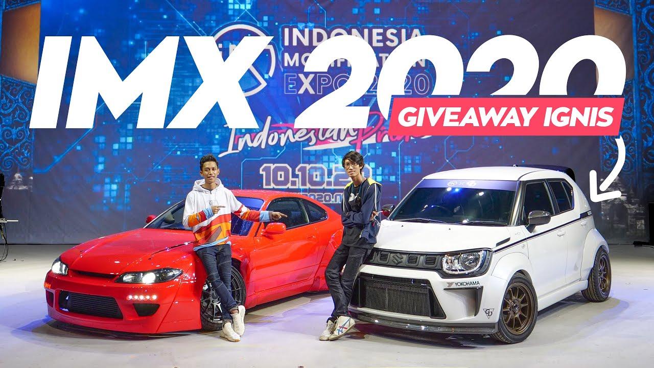 Pemenang Giveaway Ignis! | IMX 2020