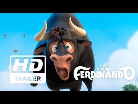 O Touro Ferdinando | Trailer Oficial | Legendado HD