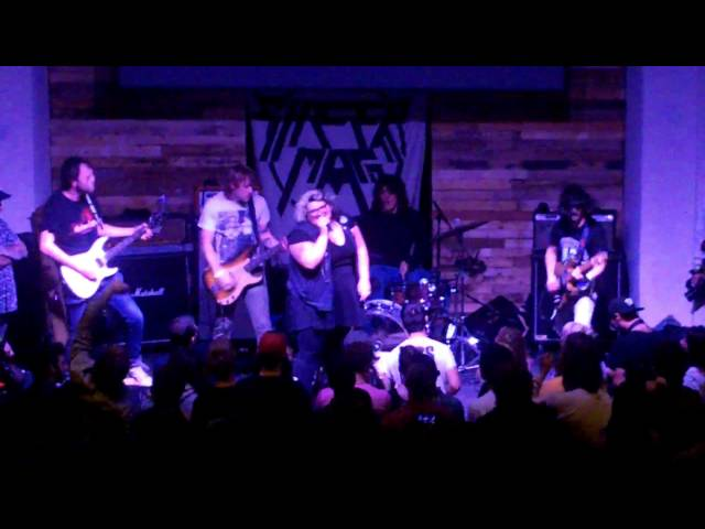 Sheer Mag - 4/9/2016 - Damaged City Fest, DC @ Calvary Methodist