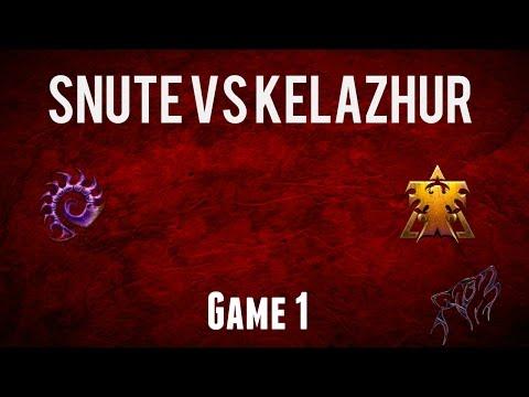 [SC2 LOTV] Snute vs Khelazur game 1 - Ulrena - DH Leipzig 2016