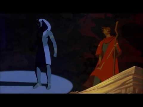 Prince of Egypt - Plagues - Let My People Go (HD)