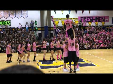 MHS BOTC 2014: Freshman Dance, Class of 2018