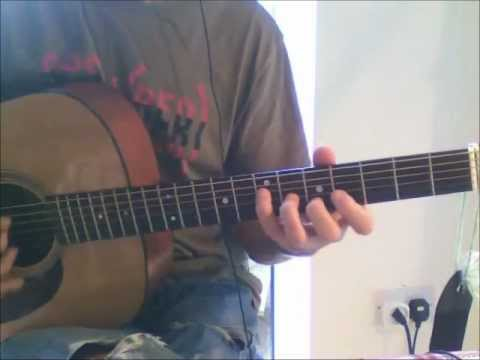 Damien Rice - \'Delicate\' guitar cover +chords/lyrics - YouTube