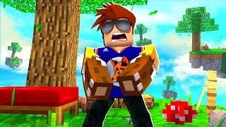 ROBLOX YOUTUBER Minecraft zum ersten Mal seit Jahren spielen!