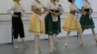 'детский танец' Коппелия