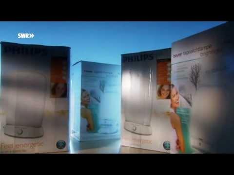 Lichttherapie gegen Winterdepression | SWR odysso