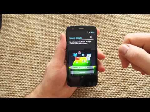Motorola Moto G bypass initial activation screen setup screen prepaid GSM cdma verizon boost