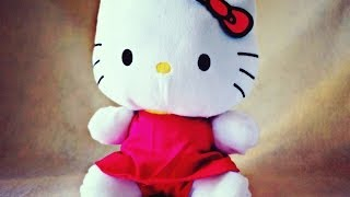 Let's Create A Hello Kitty Plushie!!