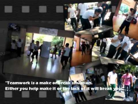 [Universidad De Manila] SPES Recreational Activities 2014