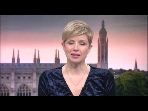 ITV Anglia News Wicksteed 100 Years