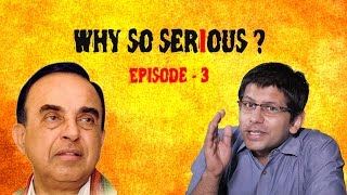 Why So Serious#3: The Swamy of All Trolls