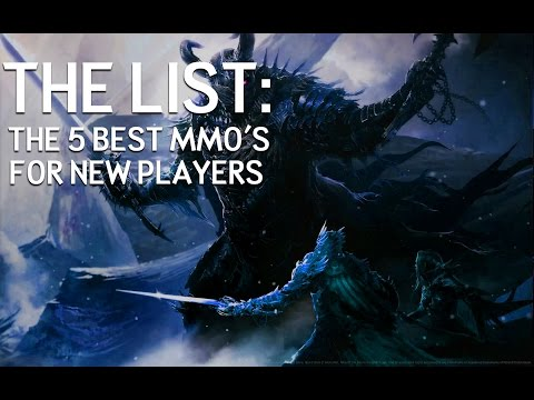 The List: The Five Best MMOs For New Players