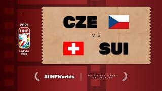 Highlights: CZECH REPUBLIC vs SWITZERLAND | 2021 #IIHFWorlds