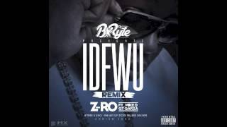 dj b ryte presents idfwu h town remix z ro ft mike d gt garza