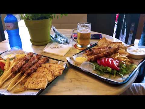 Piraeus Athens, Greece Cruise Ship Port of Call for Athens - Travel Food Drink