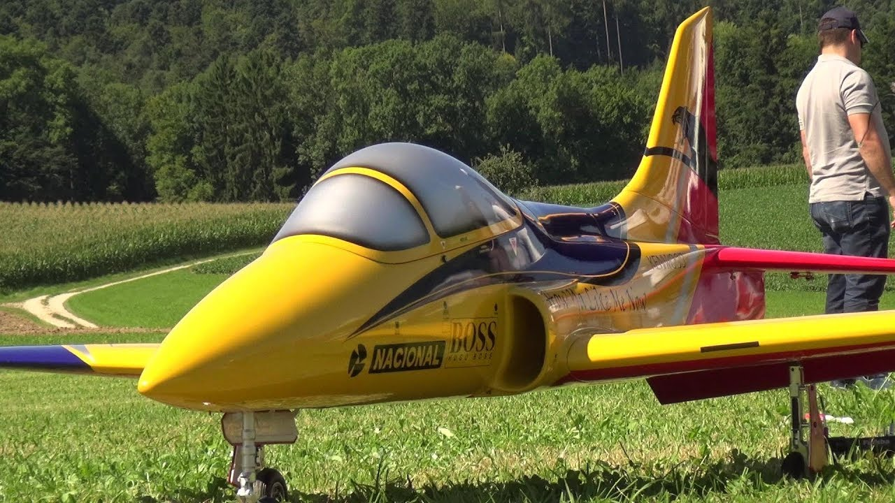 SPECIAL SPEED RC TURBINE MODEL JET OVER 200MPH