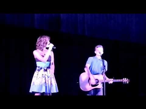 The One That Got Away by Katy Perry covered by Faith Bardill and Britton Buchanon
